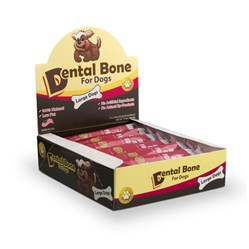 Dog Dental Bones Large (12 bones per box): 1 box
