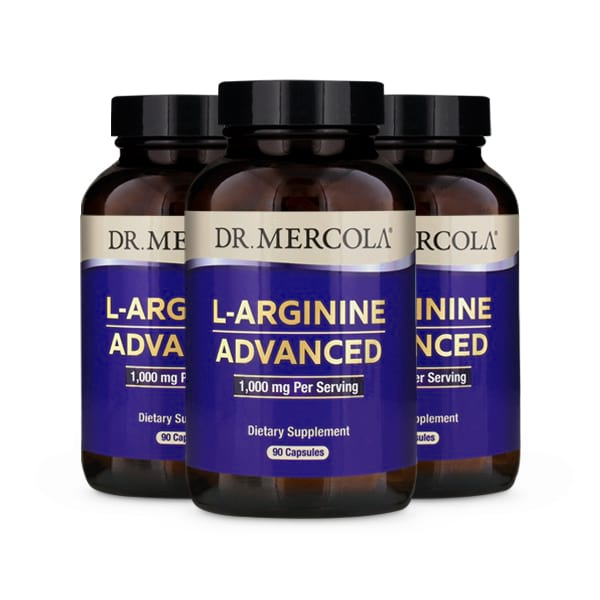 L-arginine 90-Day Supply