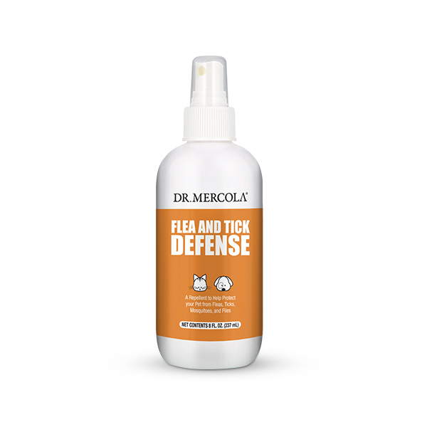 Flea and Tick Defense (8 oz per bottle): 1 bottle