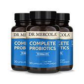 Complete Probiotics (70 Billion CFU)
