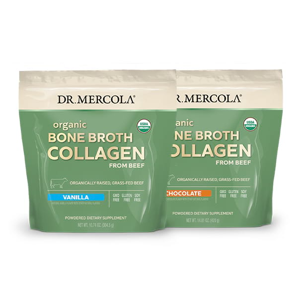 Organic Collagen Powder Create Your Own 2-Pack