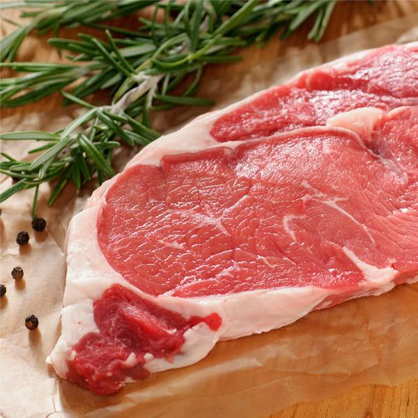 Bison Ribeye Steak - 8 (8 oz.) Steaks