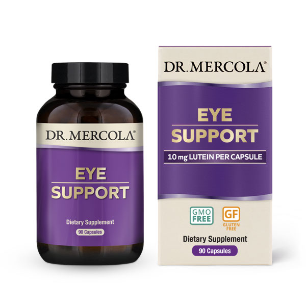 Eye Support (90 per bottle): 90 Day Supply