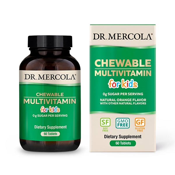 Childrens Chewables Multivitamin