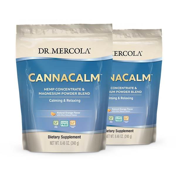 CannaCalm™ (60 Servings): 2 Bags