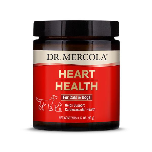 Heart Health for Cats & Dogs (3.17 oz. per Jar): 1 Jar