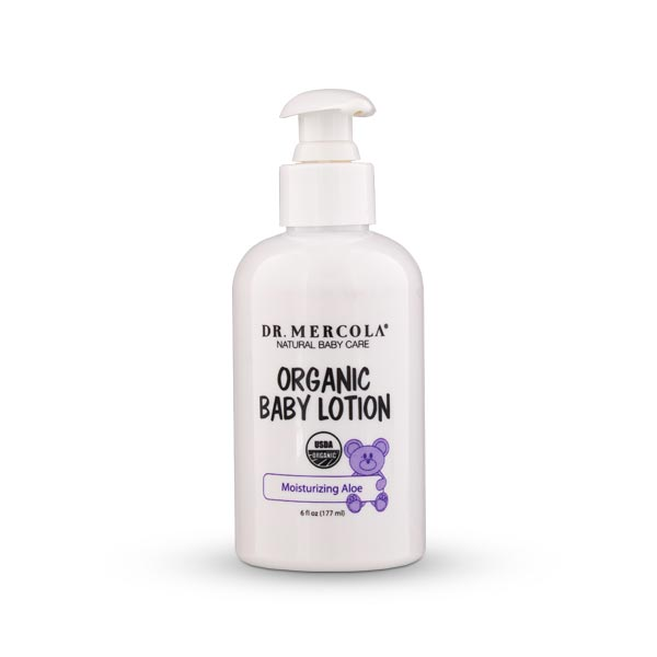 Organic Baby Lotion (6 oz.)