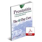 Prostatitis: The 60-Day Cure - eBook: 1 libro
