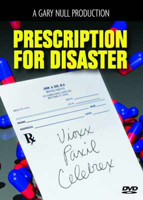 Prescription For Disaster: Gary Null DVD