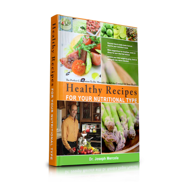 Healthy Recipes for Your Nutritional Type: 1 book