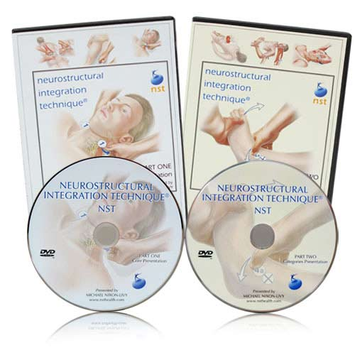 Neurostructural Integration Technique (NST) DVD Set: 2 DVDs