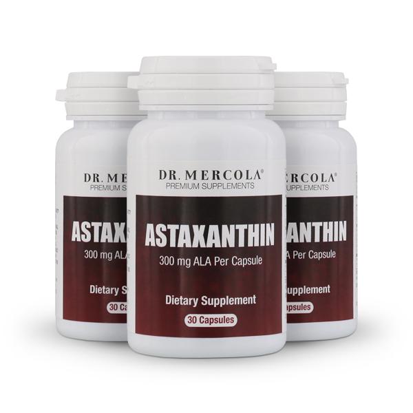 Astaxanthin (30 Servings): 3-Pack