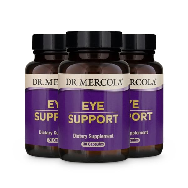 Eye Support (30 per bottle): 90 Day Supply