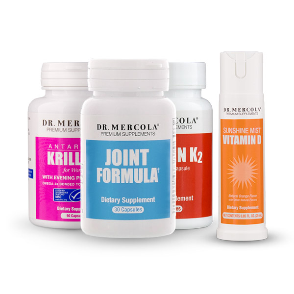 Bone & Joint Support Pack