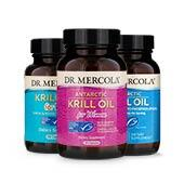 Krill Oil Family Pack: 30 Day Supply