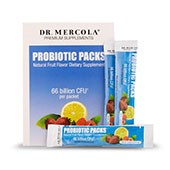 Probiotic Powder Packs (30 per box): 3 boxes