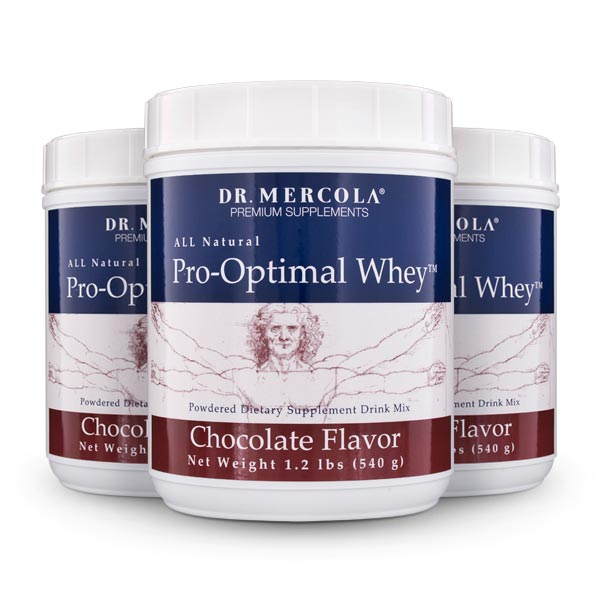 Pro-Optimal Whey