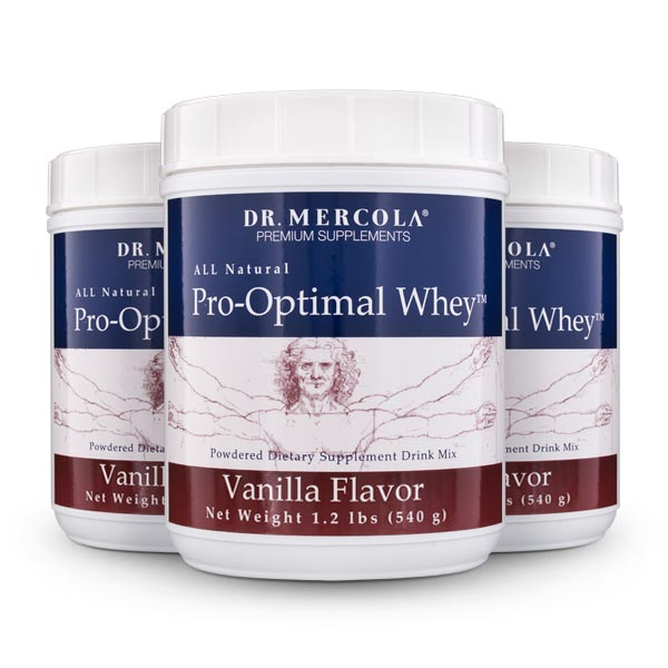 Pro Optimal Whey