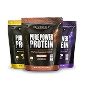 Pure Power Protein Powder