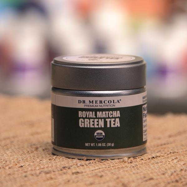 Royal Matcha Green Tea
