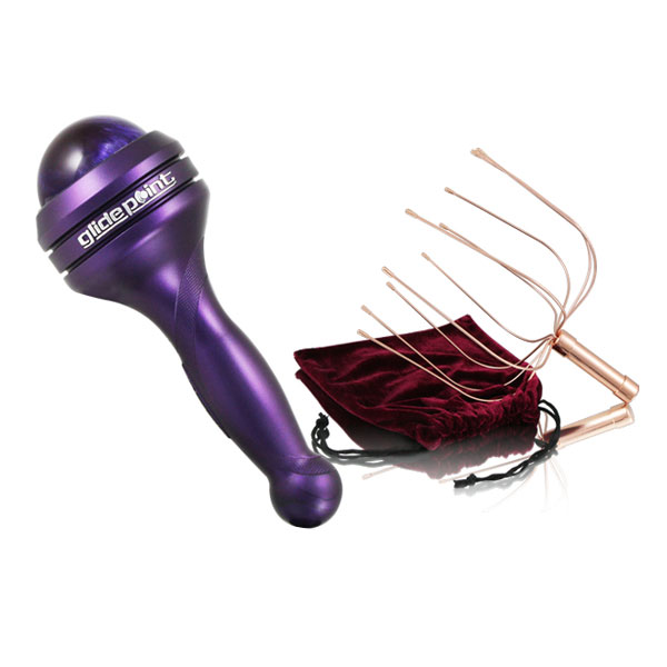 Glidepoint and The Tingler Massage Tool