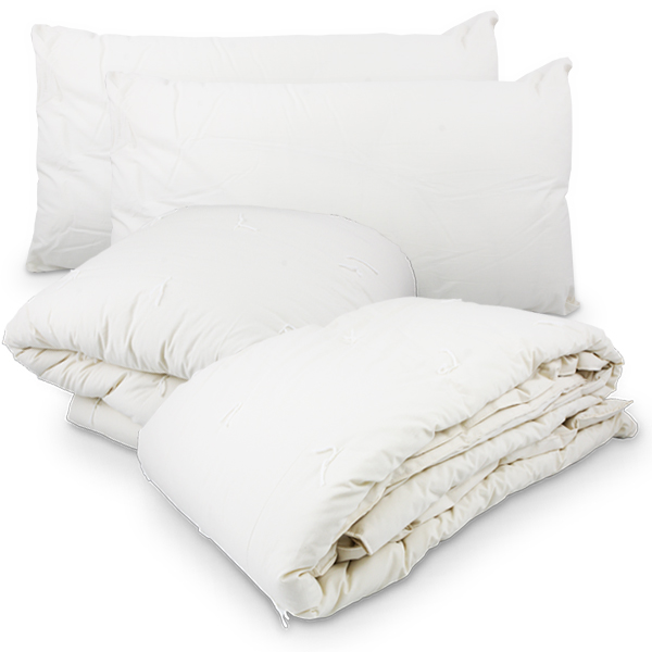 Wool Bedding Complete Pack King
