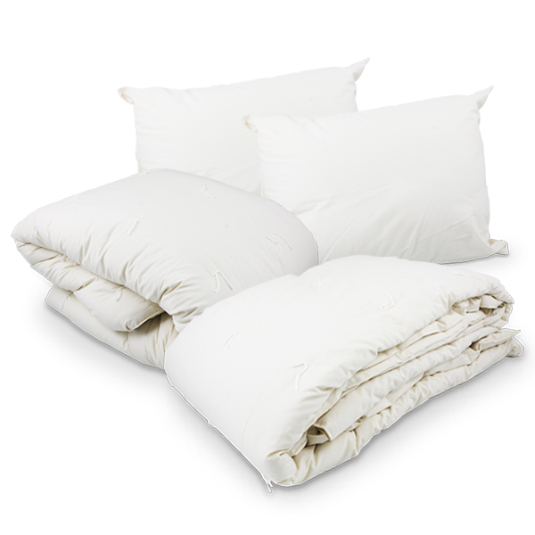 Wool Bedding Economy Pack Twin/Standard