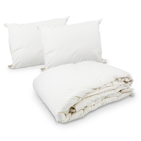 Wool Bedding Economy Pack Twin