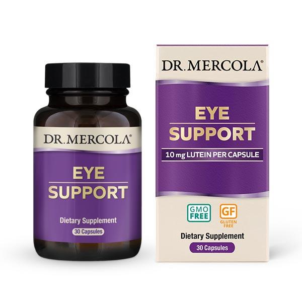 Fórmula para los Ojos (30 capsulas): Suficiente Para 30 Días