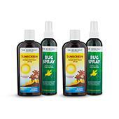 Protector Solar y Repelente de Insectos Kit (SPF 30)