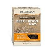 Beef and Bison Bites: 1 box