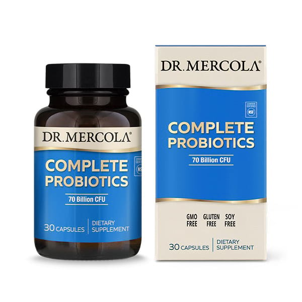 Complete Probiotics 1 month supply