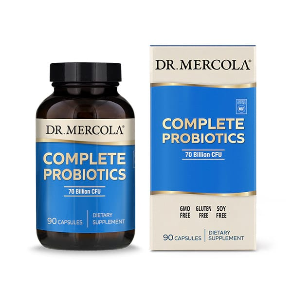 Complete Probiotics 3-month supply