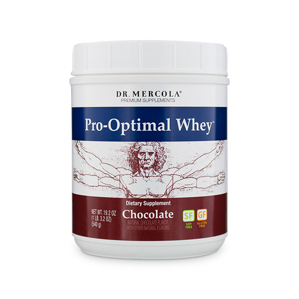 Pro - Optimal Whey Chocolate (18 Porciones): 1 Contenedor