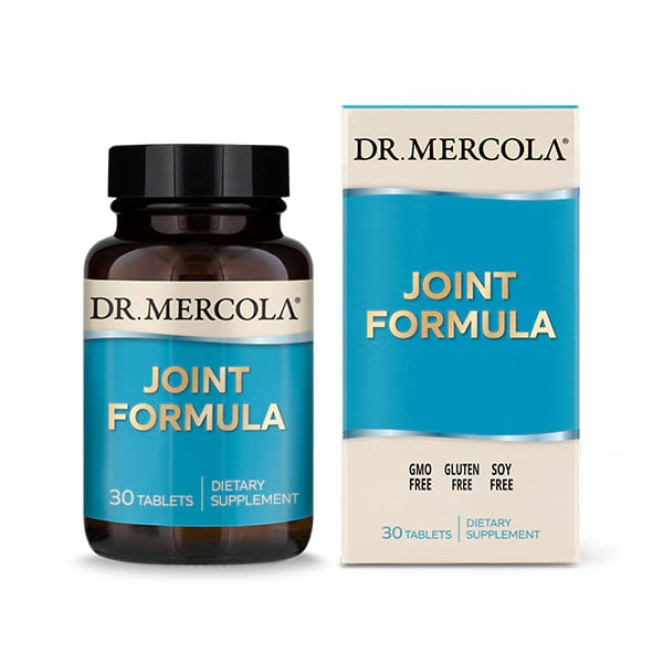 Formula para las Articulaciones (30 por botella): Suficiente Para 30 Días