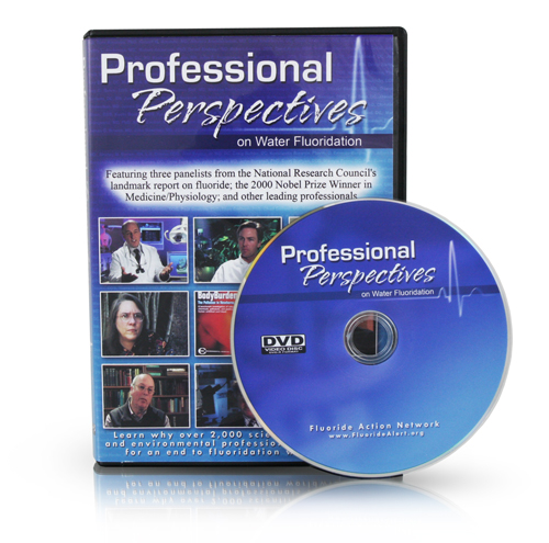 Professional Perspectives on Water Fluoridation DVD
