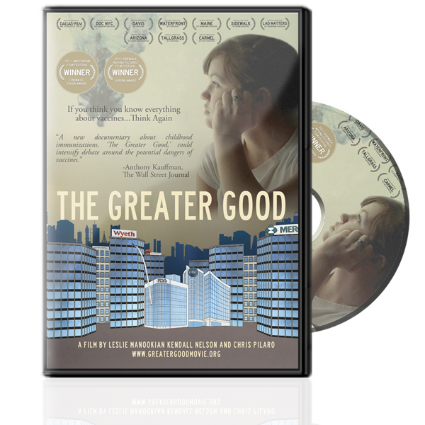The Greater Good DVD: 1 DVD
