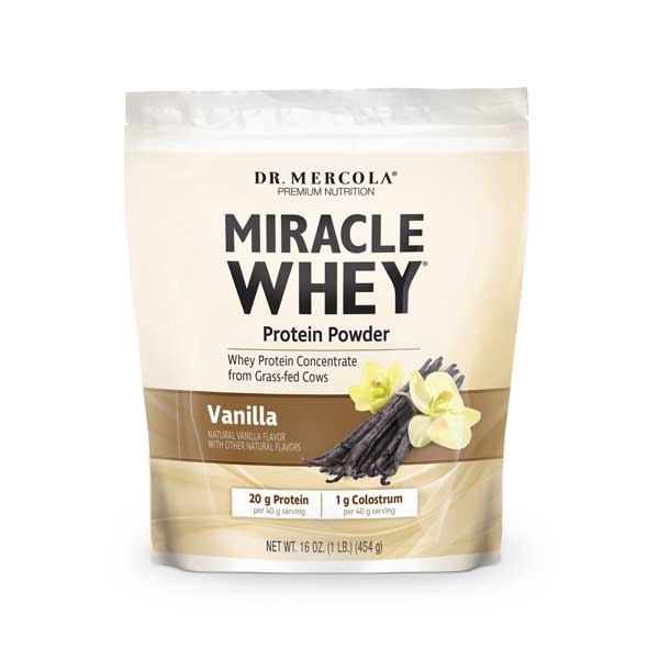 Miracle Whey: Variety 6-Pack