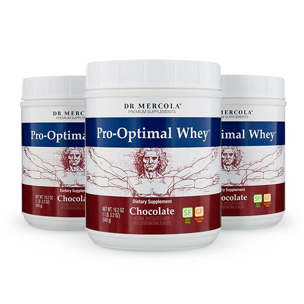 Pro-Optimal Whey: Create Your Own 3-Pack