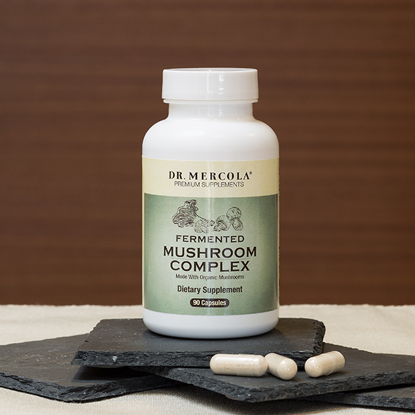 Fermented Mushroom Complex