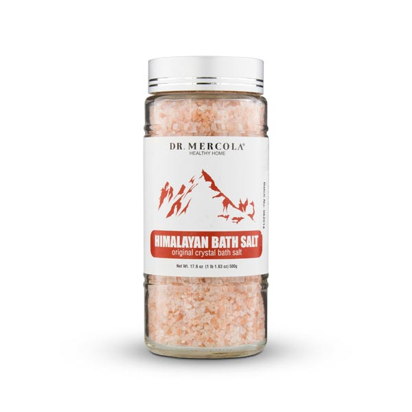 Himalayan Crystal Bath Salt