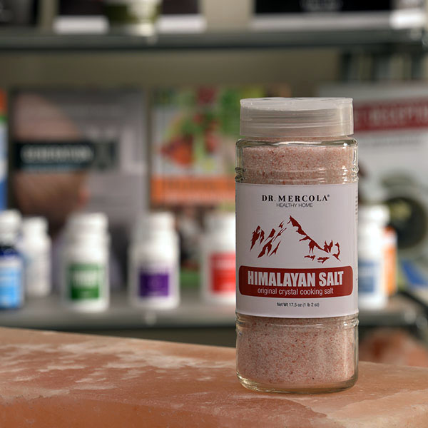 Himalayan Crystal Cooking Salt