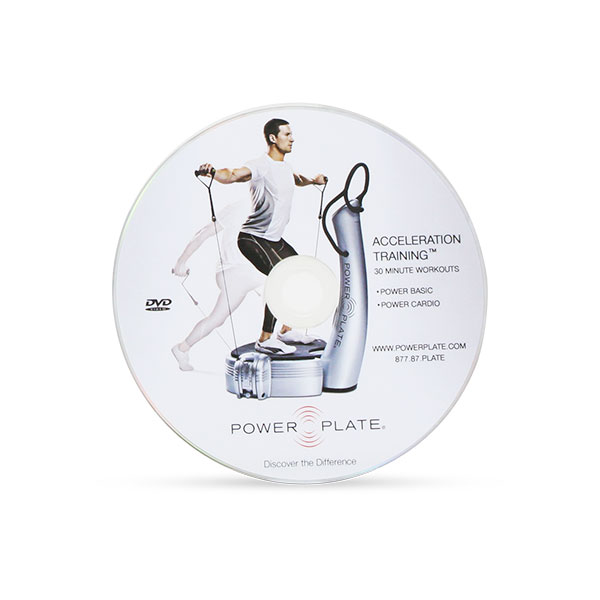 Power Plate Acceleration Training DVD - FREE
