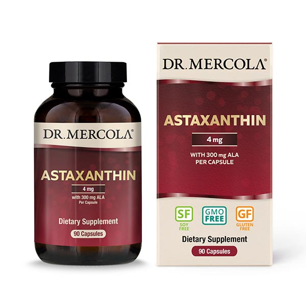 Astaxanthin with ALA 90-day Supply