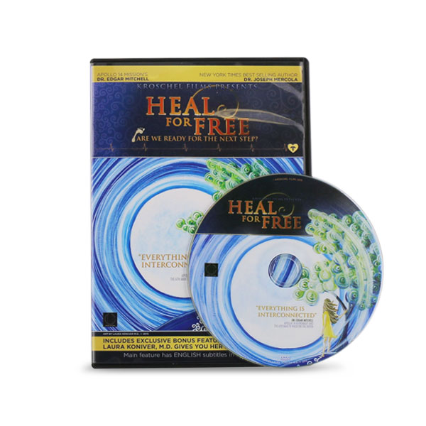 Heal for Free: 1 DVD
