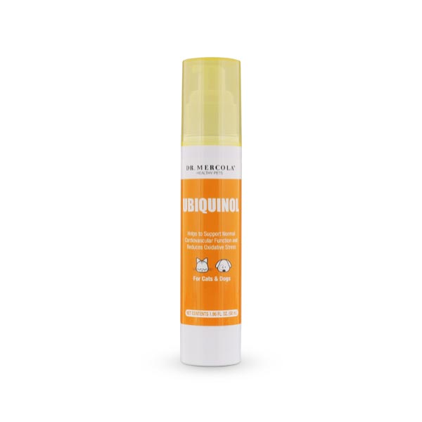 Ubiquinol en Spray para Mascotas (263 atomizacioness): 1 Botella