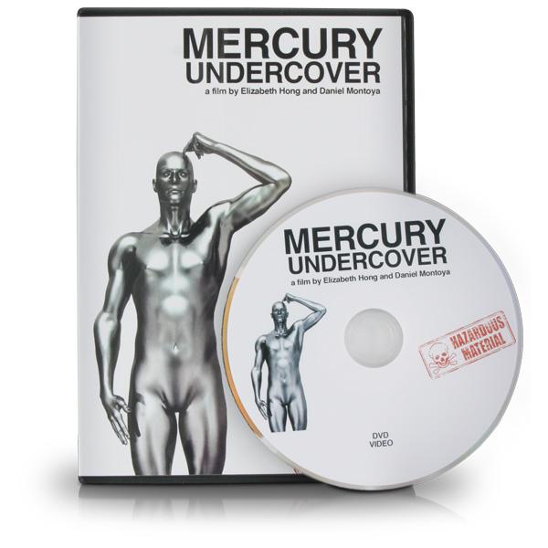 Mercury Undercover DVD: 1 DVD