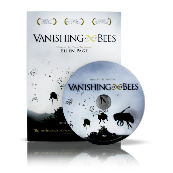 Vanishing of the Bees DVD: 1 DVD