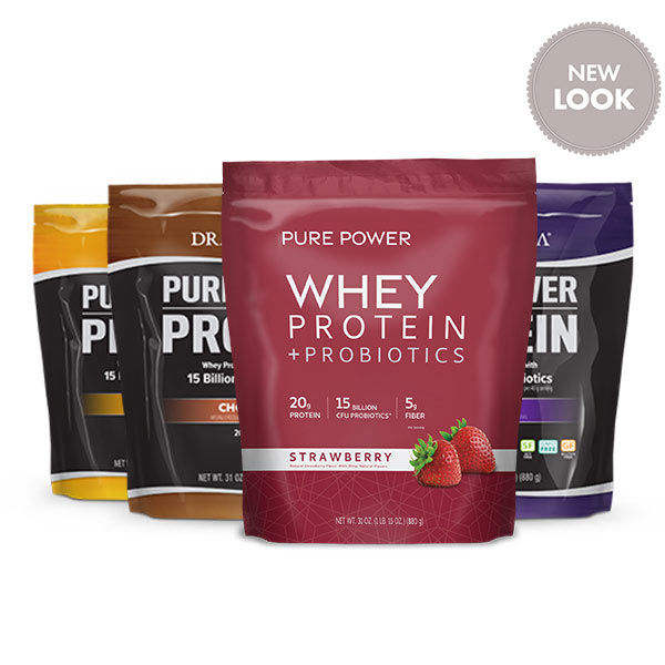 Pure Power Protein Create Your Own 4-Pack