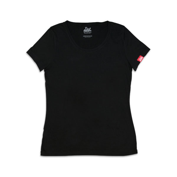 Women's Organic Cotton Scoop Neck Dirt Shirts
